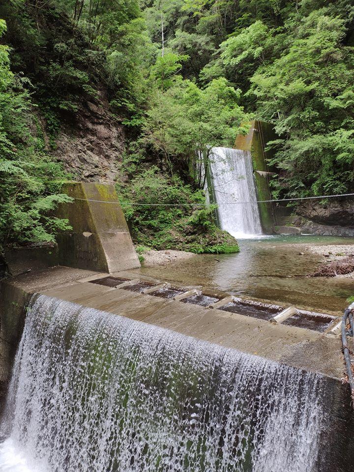下北山村水力発電所 全景